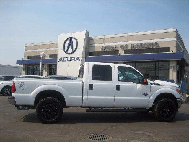 2016 Ford Super Duty F-250 SRW Modesto CA