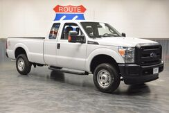2016_Ford_Super Duty F-250 SRW_4WD! 1 OWNER!! (4 DOOR) EXTENDED CAB LEATHER LOADED!! ONLY 12,000 MILES!!!_ Norman OK