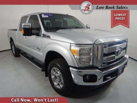 2016 Ford Super Duty F-250 SRW CREW CAB 4X4 LARIAT POWER STROKE DIESEL Salt Lake City UT