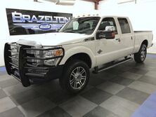 Ford Super Duty F-250 SRW Platinum, Nav, Roof, Ranch Hands 2016