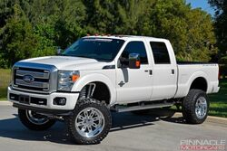 Ford Super Duty F-250 SRW Platinum 2016