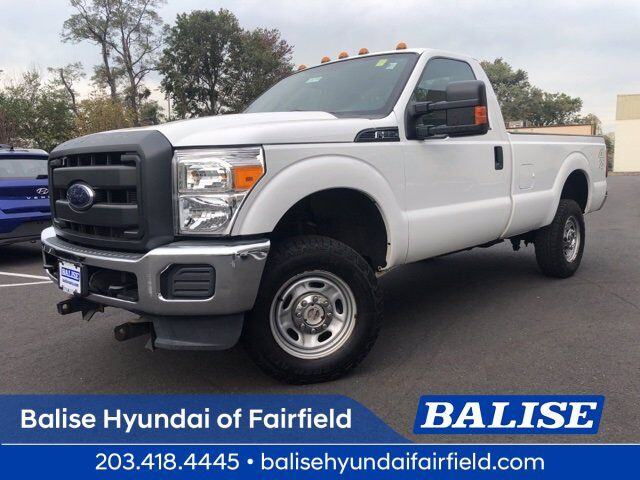 2016 Ford Super Duty F-250 SRW XL Fairfield CT
