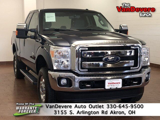 2016 Ford Super Duty F-250 SRW XLT Akron OH