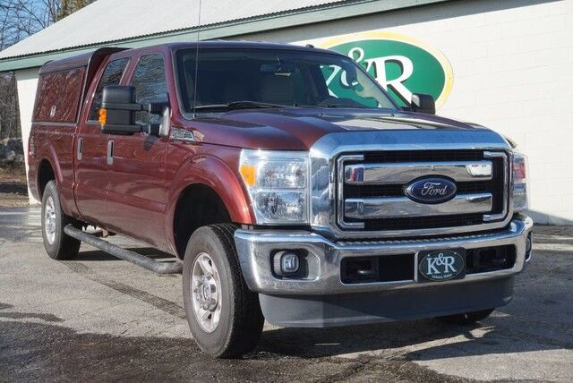 2016 Ford Super Duty F-250 SRW XLT Auburn ME