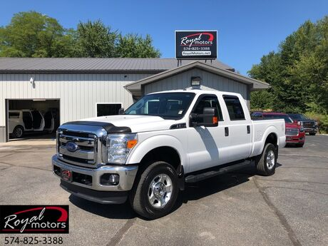 2016 Ford Super Duty F-250 SRW XLT Middlebury IN