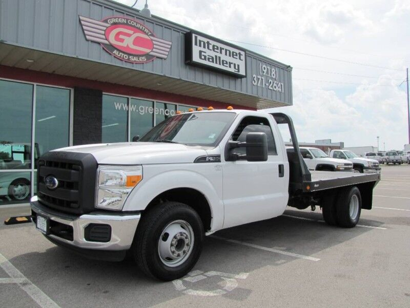 2016 Ford Super Duty F-350 DRW XL Collinsville OK