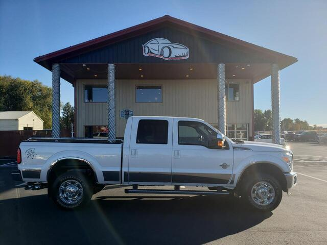 2016 Ford Super Duty F-350 Lariat Spokane WA