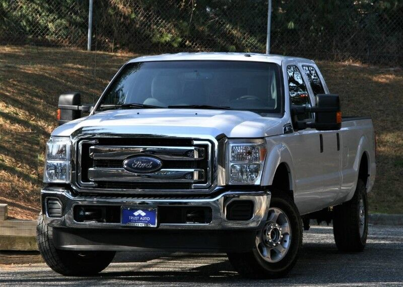 2016 Ford Super Duty F-350 SD XLT Crew Cab Long Bed 4WD Sykesville MD