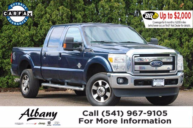 2016 Ford Super Duty F-350 SRW Lariat Albany OR