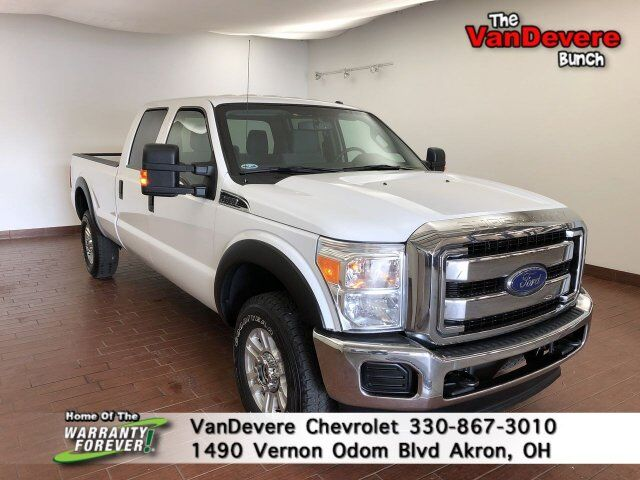 2016 Ford Super Duty F-350 SRW XL Akron OH