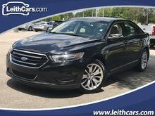 2016_Ford_Taurus_4dr Sdn Limited FWD_ Cary NC