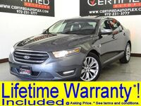 Ford Taurus LIMITED SUNROOF LEATHER HEATED SEATS REAR CAMERA REAR PARKING AID BLUETOOTH 2016