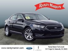 2016_Ford_Taurus_Limited_  NC