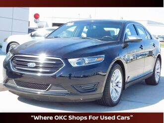 2016_Ford_Taurus_Limited 1 Owner with Leather_ Oklahoma City OK