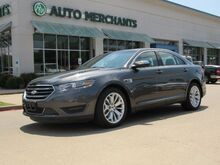 2016_Ford_Taurus_Limited FWD SUNROOF, HTD/COOLED STS, BLUETOOTH, BACKUP CAM, SAT RADIO, LEATHER, PARK AID, USB INPUT_ Plano TX