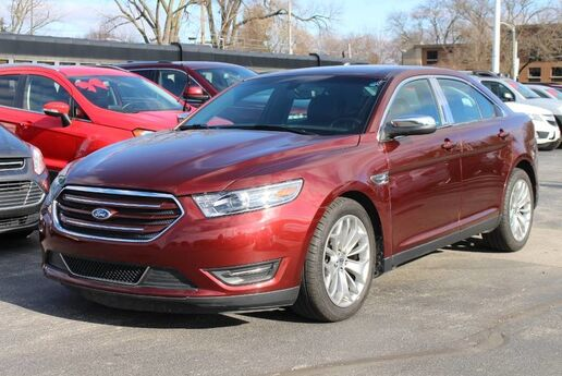 2016 Ford Taurus Limited Fort Wayne Auburn and Kendallville IN