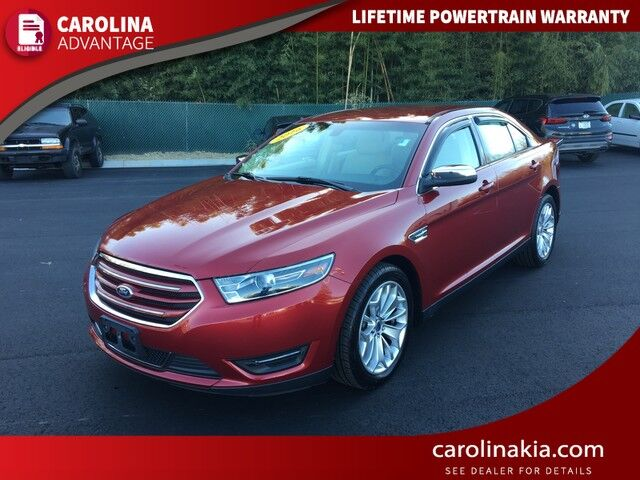2016 Ford Taurus Limited High Point NC