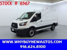 2016_Ford_Transit 150_~ Ladder Rack & Shelves ~ Only 54K Miles!_ Rocklin CA