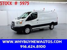 2016_Ford_Transit 250_~ Ladder Rack & Shelves ~ Only 18K Miles!_ Rocklin CA