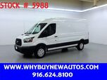 2016 Ford Transit 250 ~ Medium Roof ~ Only 44K Miles!