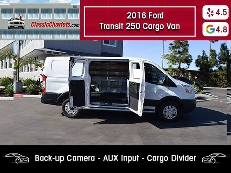 Ford Transit 250 Cargo Van 2016
