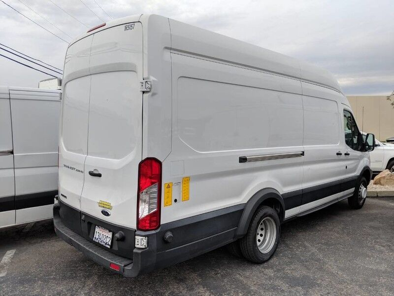 555b6e1bab 2016 Ford Transit-350 High Roof Extended Long Cargo Van with Camera ...