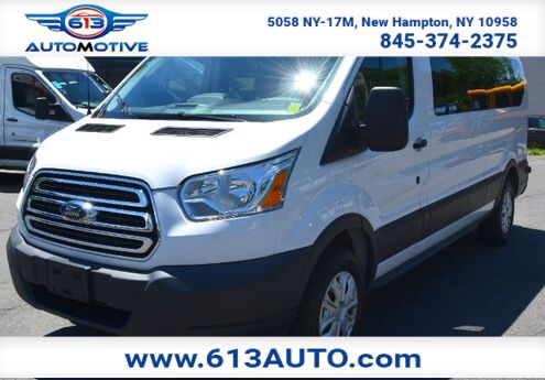 2016 Ford Transit 350 Wagon Low Roof XLT 60/40 Pass. 148-in. WB 15 PASSENGER VAN Ulster County NY