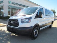 2016_Ford_Transit_350 Wagon Low Roof XLT w/Sliding Pass. 148-in. WB BACKUP CAM, BLUTOOTH_ Plano TX
