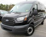 2016 Ford Transit Cargo Van w/ BACK UP CAMERA & TOW HITCH