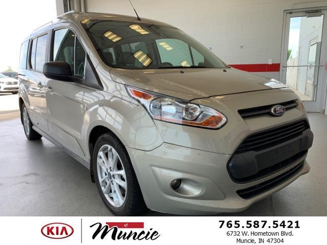 2016 Ford Transit Connect 4dr Wgn LWB XLT Muncie IN
