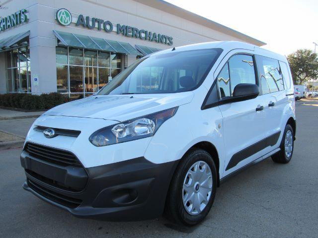 2016 Ford Transit Connect Cargo Van XL SWB w/Rear 180 Degree Door Plano TX