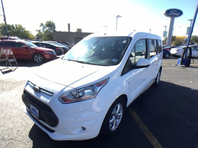 2016 Ford Transit Connect Titanium w/Rear Liftgate Chicago IL