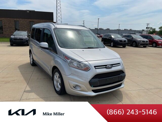 2016 Ford Transit Connect Wagon Titanium Peoria IL