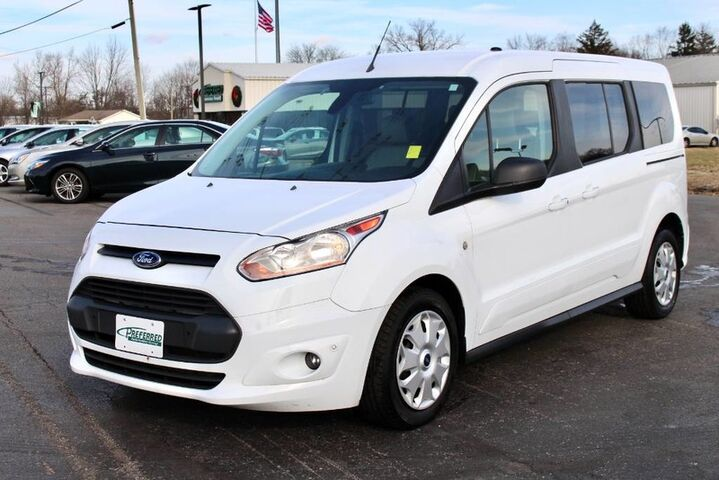 2016 Ford Transit Connect Wagon XLT Fort Wayne Auburn and Kendallville IN
