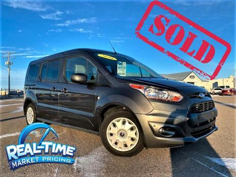 2016 Ford Transit Connect Wagon XLT High River AB