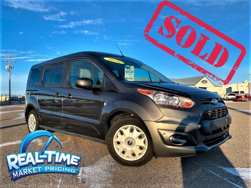 2016_Ford_Transit Connect Wagon_XLT_ High River AB