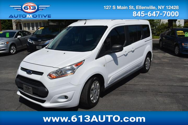 2016 Ford Transit Connect Wagon XLT w/Rear Liftgate LWB Ulster County NY
