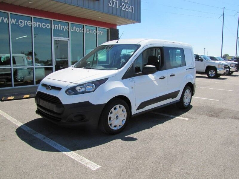 2016 Ford Transit Connect XL Collinsville OK