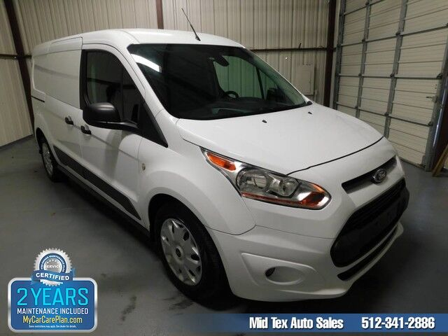 2016 Ford Transit Connect XLT Austin TX
