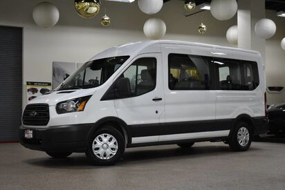 2016_Ford_Transit_T-350 XL 15 Passengers_ Boston MA