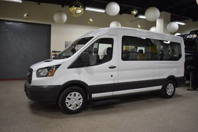 2016 Ford Transit T-350 XLT 15 Passenger Boston MA