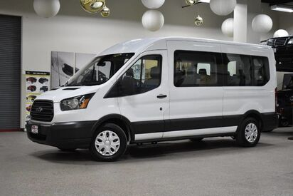 2016_Ford_Transit_T-350 XLT 15 Passenger_ Boston MA