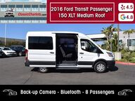 2016 Ford Transit Wagon 150 XLT Medium Roof 8 Passenger Oceanside CA