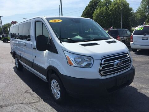 2016_Ford_Transit Wagon_T-350 XLT_ Evansville IN
