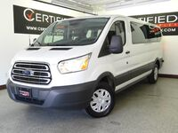 Ford Transit Wagon XLT 148 LOW ROOF 15 PASSENGER REAR CAMERA POWER MIRRORS POWER WINDOW 2016