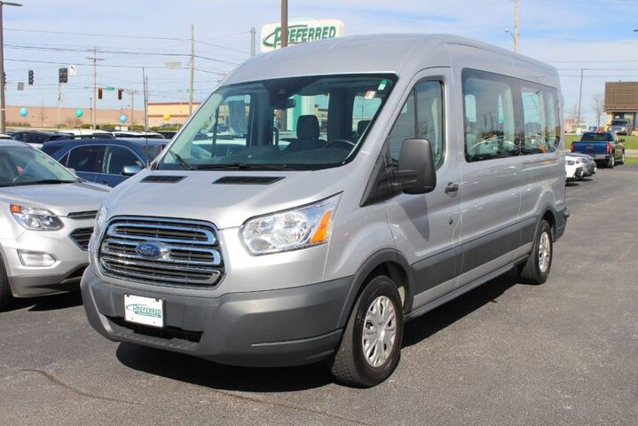 2016 Ford Transit Wagon XLT Fort Wayne Auburn and Kendallville IN