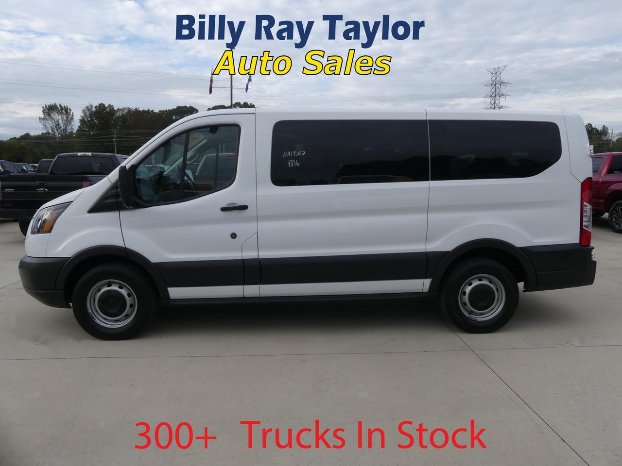 2016 Ford Transit XL 150, 8 Passenger, Low Roof
