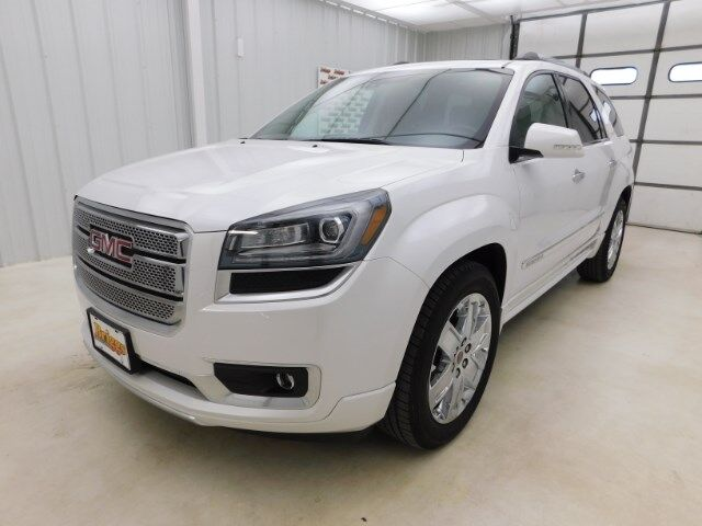 2016 GMC Acadia AWD 4dr Denali Manhattan KS