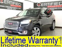 GMC Acadia DENALI 2ND ROW CAPTA IN CHAIRS PANORAMIC ROOF NAVIGATION BLIND SPOT ASSIST 2016