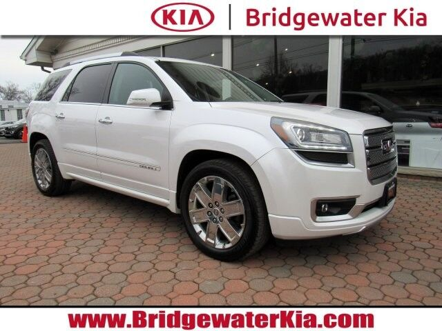 2016 GMC Acadia Denali AWD, Navigation, Rear-View Camera, Head-Up Display, DVD Entertainment System, Heated/Ventilated Leather Seats, 3RD Row Seats, Dual Sunroof, Power Tailgate, 20-Inch Alloy Wheels, Bridgewater NJ